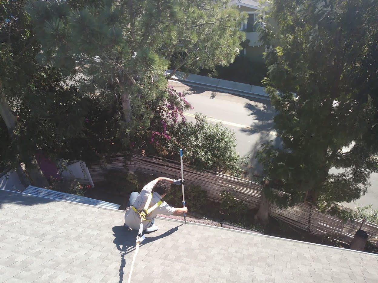 gutter cleaning Vista